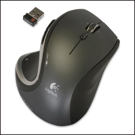 logitech performance mouse mx manual