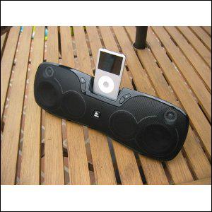logitech rechargeable speaker s715i manual