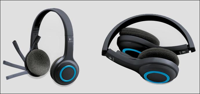 logitech wireless headset h600 manual